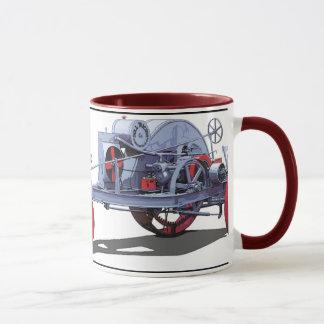 Mug Petit tracteur de Taureau
