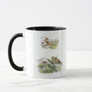 Mug Petite birdie pauvre taquinée, et cour abrégée