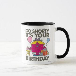 Mug Petite Mlle Birthday | vont la version 15 de petit