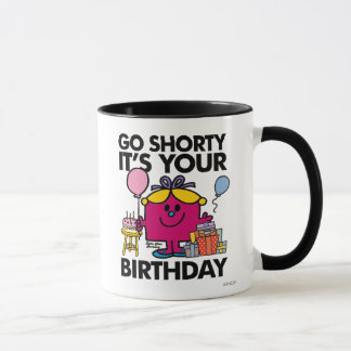 Mug Petite Mlle Birthday | vont la version 16 de petit