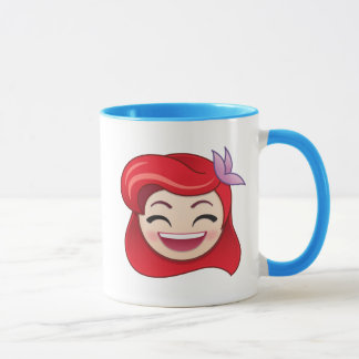 Mug Petite princesse Ariel d'Emoji | de sirène -