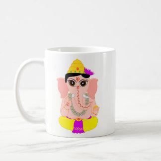 Mug Peu de Ganesha