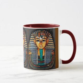 Mug Pharaon égyptien antique Tutankhamen