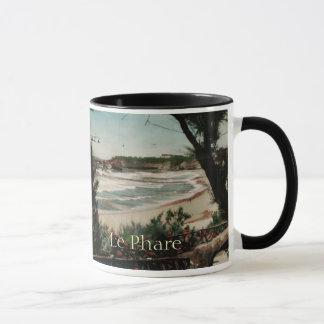 Mug Phare de Biarritz Le Phare France