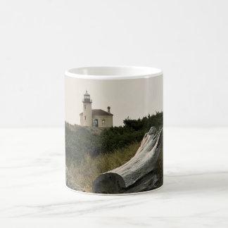 Mug Phare de rivière de Coquille