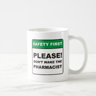 Mug Pharmacien/sillage