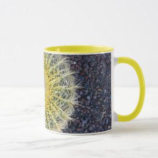 Mug Photo botanique tropicale d'usine de cactus