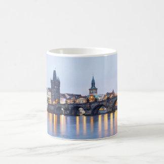 Mug Photo crépusculaire de souvenir de vue de rivière