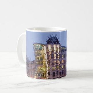 Mug Photo de souvenir de Prague de Chambre de danse