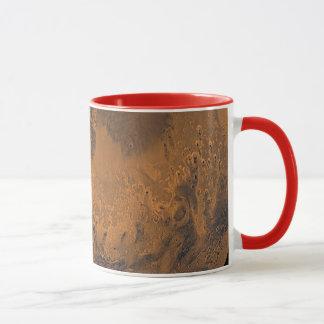Mug Photo extérieure de planète de Mars