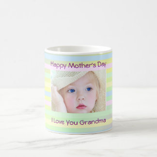 Mug Photo faite sur commande de grand-maman du jour de