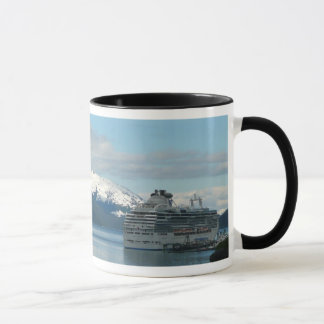 Mug Photographie d'Alaska de voyage de vacances de