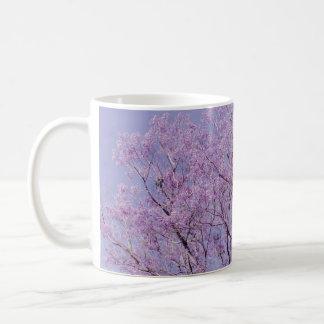 Mug Photographie d'arbre de lavande