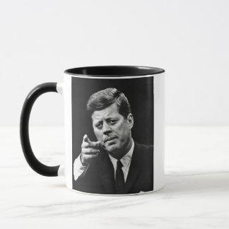 Mug Photographie de John F. Kennedy 3