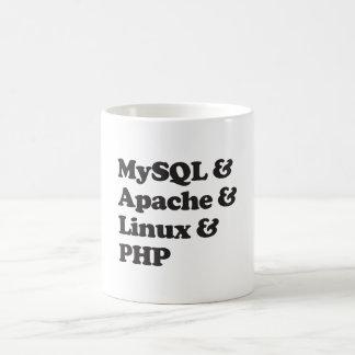 Mug PHP de Mysql Apache Linux