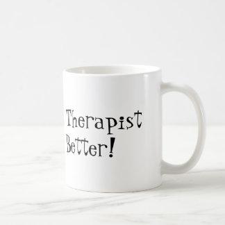 Mug Physiothérapeute il améliorent !