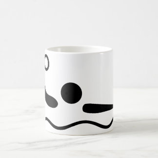 Mug Pictogramme de Waterpolo de polo d'eau