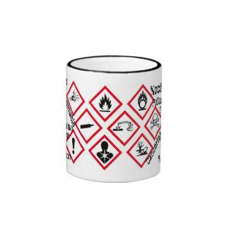 Mug Pictogrammes sécurité