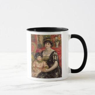 Mug Pierre une Mme. Josse Bernheim-Jeune et fils de
