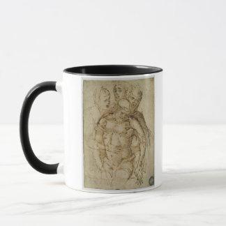 Mug Pieta, attribué ou à Giovanni Bellini (c.14
