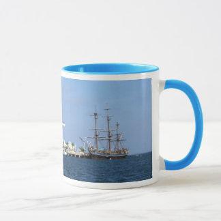 Mug Pilier de St Petersburg et générosité de voie HMP