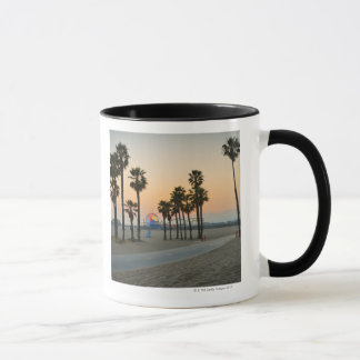 Mug Pilier des Etats-Unis, la Californie, Santa Monica