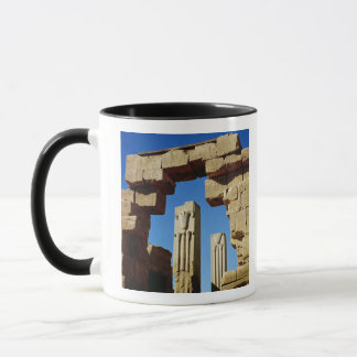 Mug Piliers décorés du lotus stylisé