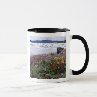 Mug Pinceau, de loup, Fireweed. Icebergs Russell