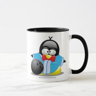 Mug Pingouin de bowling