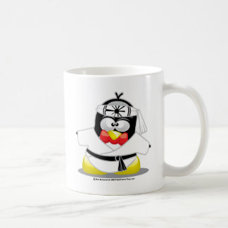 Mug Pingouin de karaté