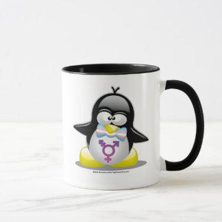Mug Pingouin de transsexuel