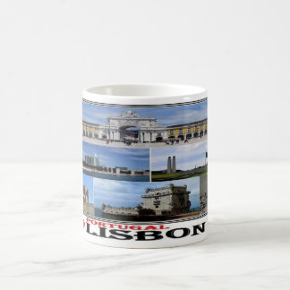 Mug Pinte - Le Portugal - Lisbonne -