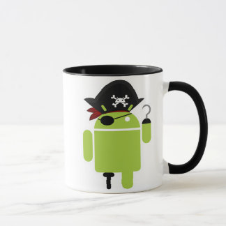 Mug Pirate androïde