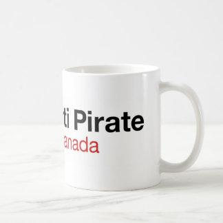 Mug Pirate du Canada de Parti