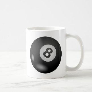 Mug Piscine - boule huit