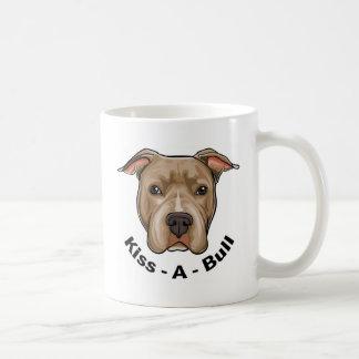 Mug Pitbull de Baiser-UN-Taureau