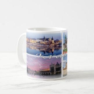 Mug PL Pologne - Polska - Cracovie -