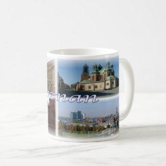 Mug PL Pologne - Polska - Poznan -
