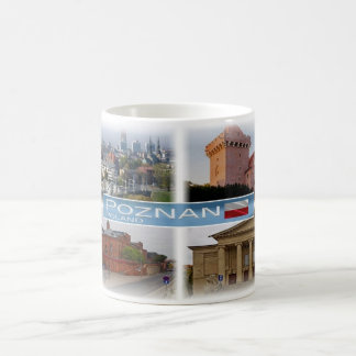 Mug PL Pologne Polska - Poznan -