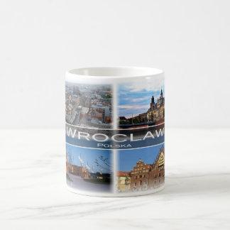 Mug PL Pologne Polska - Wroclaw -