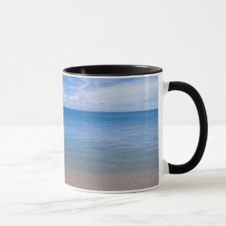 Mug Plage à marée basse
