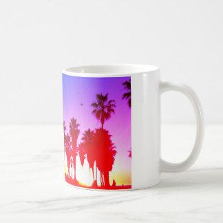 Mug Plage de Venise de palmiers