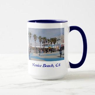 Mug Plage de Venise, la Californie