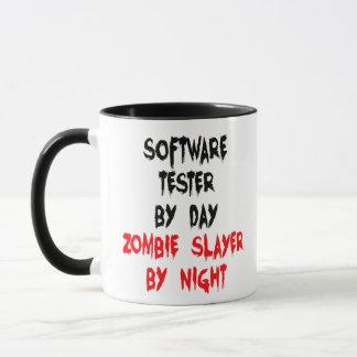 Mug Plaisanterie de zombi d'appareil de contrôle de