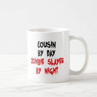 Mug Plaisanterie de zombi de cousin