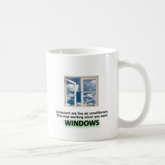 Mug Plaisanterie drôle de Windows - GeekShirts