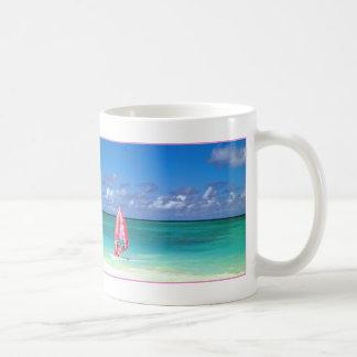 Mug Planche à voile Hawaï