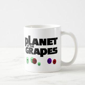 Mug Planète des raisins