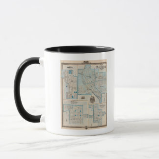 Mug Plans de fort Dodge, Humboldt