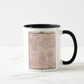 Mug Plans de Glenwood, Denison, Hastings